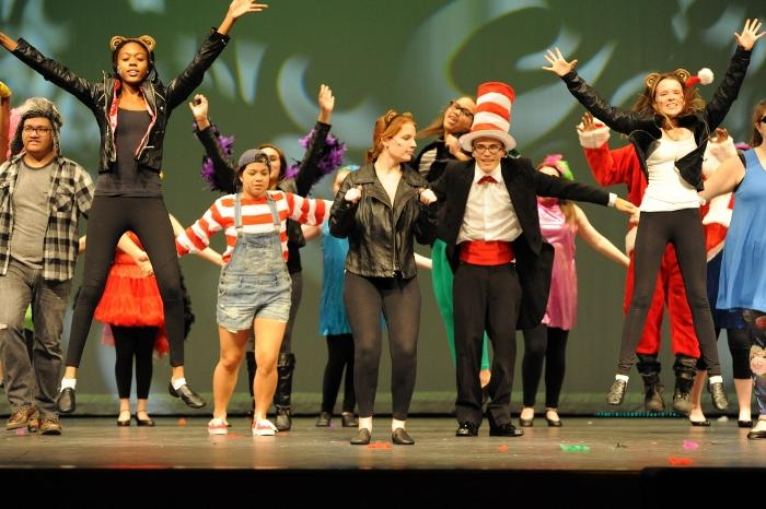Seussical is Faithful - 100%!