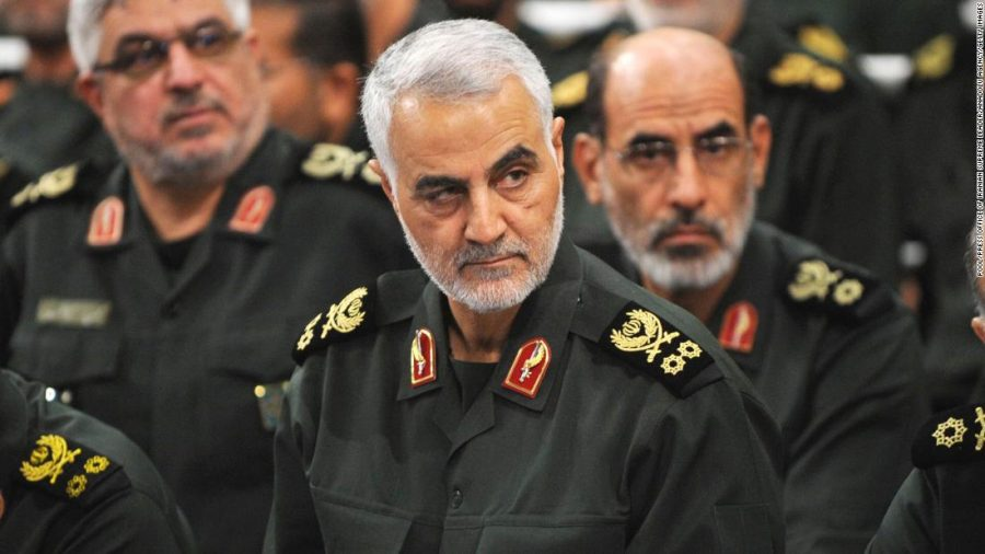 Photograph of Soleimani. Photo courtesy of https://www.cnn.com/2020/01/03/asia/soleimani-profile-intl-hnk/index.html.