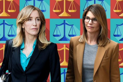"Lori Loughlin and Felicity Huffman, two of the high profile parents that were involved in ""Operation Varsity Blues."" Photo courtesy of https://www.bravotv.com/personal-space/criminal-defense-attorney-explains-different-charges-for-felicity-huffman-lori-loughlin-college-admissions-scam."