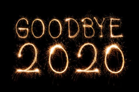 "New Africa. ""Bye Bye 2020."" Adobe Stock."