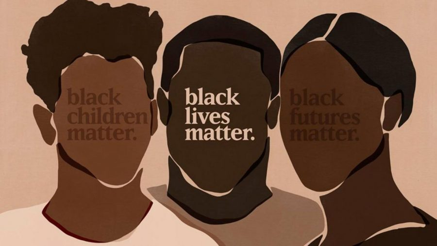 Photo courtesy of Frangine, S. (n.d.). Graphic designers share illustrations and resources in support of Black Lives Matter [Photograph]. Dezeen.