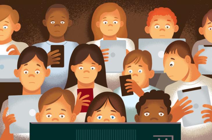 Facing another pandemic: Addiction to electronics
